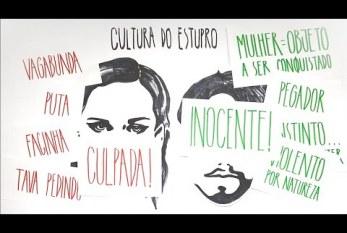2 minutos para entender – Cultura do Estupro