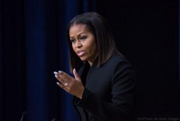 Michelle Obama despede-se da Casa Branca com apelo pela tolerância