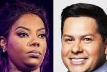 """Ludmilla prestará queixa contra apresentador que a chamou de """"macaca"""" na TV"""