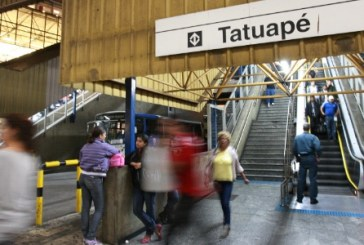 Tatuapé lidera casos de violência contra a mulher no Metrô de SP e na CPTM