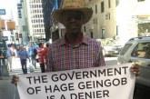 Genocídio contra os Ovaherero e Nama na região onde fica a Namíbia, no início do século 20, começa a ser reconhecido pela Alemanha.