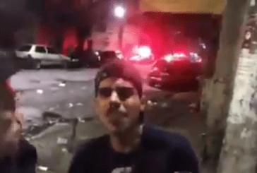 Rappers são agredidos pelas costas por policiais militares na zona sul de SP