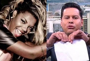 Após caso de racismo com Ludmila, Marcão é demitido da TV Record