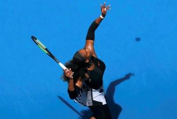 Serena Williams ganha e fica a três vitórias de voltar ao n.º1