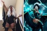 Os cosplays dessa verdadeira artista estão conquistando o Instagram
