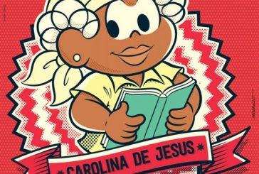 A escritora Carolina de Jesus ganhou uma linda homenagem da Turma da Mônica