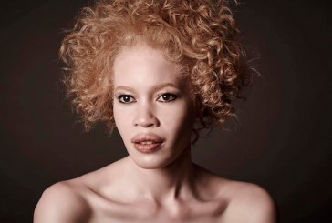 Diandra Forrest está quebrando barreiras no mundo da moda