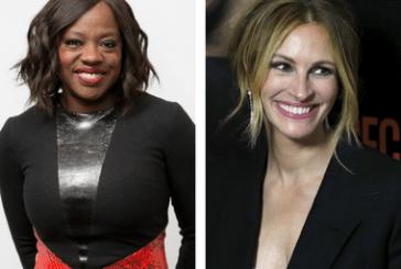 Novo filme com Viola Davis e Julia Roberts abordará preconceito racial