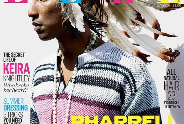 Pharrell Pede Desculpas Por Usar Cocar em Capa de Revista