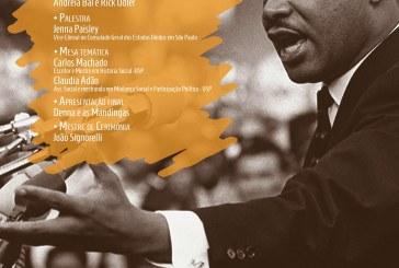Teatro do Sesc recebe a 14ª Semana Martin Luther King