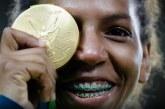Judoca Rafaela Silva recebe destaque do COI em campanha contra o racismo