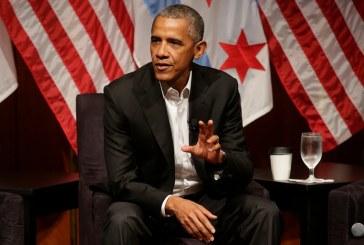 De volta à vida pública, Obama convoca jovens a participarem da política
