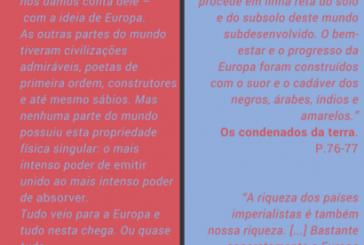 """Eurocentrismo, relativismo e reducionismo: como se livrar do """"ismo"""""""