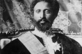 Ras Tafari foi o nome do último imperador da Etiópia e adorado como deus na Jamaica