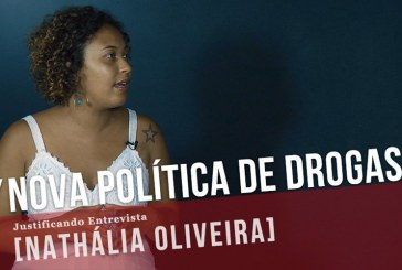 Nova Política de Drogas com Nathália Oliveira
