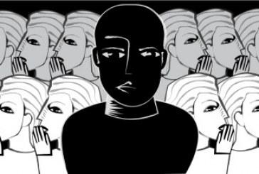 O racismo anda por aí, sempre andou, em gestos e em discursos do dia a dia