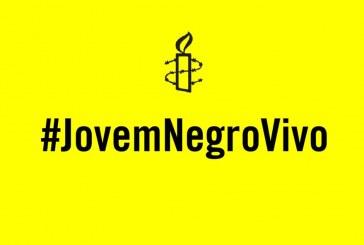 Campanha 'Jovem Negro Vivo', da Anistia Internacional é lançada em Belém