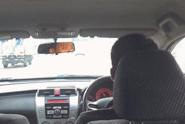 Rodo cotidiano: eu, um motorista, o preconceito e 2 fuzis