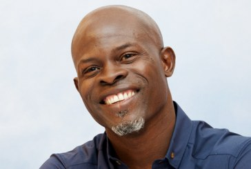 Actor Djimon Hounsou dropped some knowledge about the history of black people and his black pride