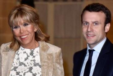 Trogneux, 64, Macron, 39. E daí?