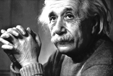 """""""A escola fracassou comigo, e não eu com ela. Ela me deixou entediado"""", afirma Einstein"""