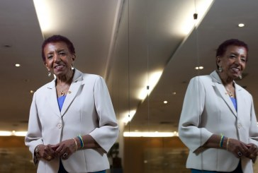 Leci Brandão homenageia Maya Angelou e Martin Luther King