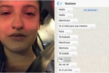 Jovem faz relato sobre relacionamento abusivo e viraliza na web