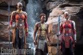 """Pantera Negra - Atriz fala sobre """"mulheres guerreiras"""" de Wakanda: """"Elas são o FBI por lá"""""""