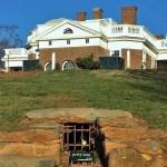 Encontrado o quarto da escrava que deu 6 filhos ao presidente Thomas Jefferson