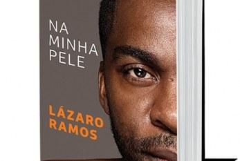Lázaro Ramos lança livro em que aborda o racismo