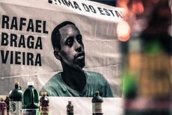 Nota sobre o acompanhamento do estado de saúde de Rafael Braga