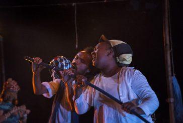 Fim de Semana em Família apresenta oficina de música  sobre ritmos africanos e espetáculo com capoeira