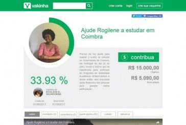 Moradora do subúrbio de Salvador passa em seleção para Universidade de Coimbra e faz 'vaquinha' para conseguir ir