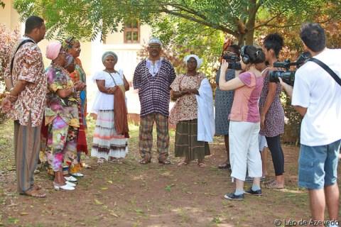 """Merê"""", filme de Urânia Munzanzu, une religiosas da Bahia e"""