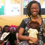 Empresária vai construir fábrica de bonecas negras na Baixada