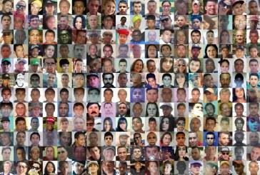 Uma semana, 1.195 mortes: o retrato da violência no Brasil