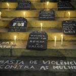 Brasil tem quase 900 mil processos sobre violência contra a mulher em tramitação
