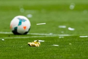 O avanço do racismo futebol