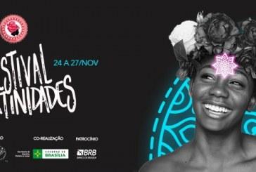 Festival Latinidades ganha edição especial no Mês da Consciência Negra