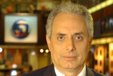 William Waack é afastado do Jornal da Globo