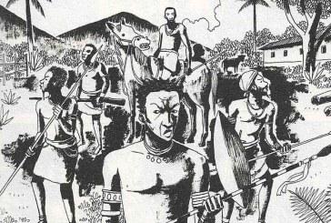 """""""Angola Janga"""" conta em quadrinhos a história de Zumbi dos Palmares"""