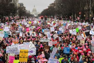 A Marcha das Mulheres contra Trump se tornou 'indispensável' nos EUA
