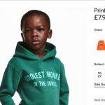 A rede sueca H&M é acusada de racismo após anúncio com menino negro