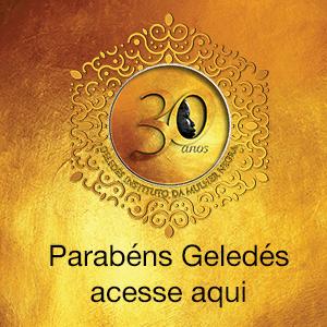 #Geledes30anos