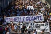 Marcha na Maré reivindica lutas de Marielle Franco