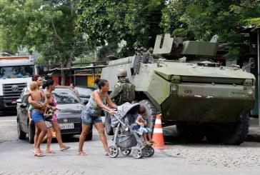 Dia da mulher e a intervenção militar: a alegoria colonial do Brasil futurístico