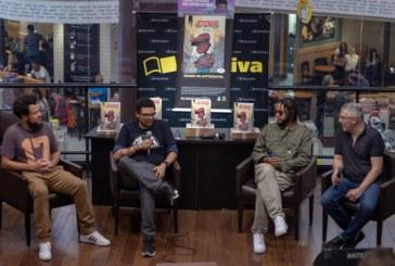 """Lançamento do novo GRAPHIC MSP """"Jeremias Pele"""" traz debate sobre racismo e representatividade"""