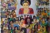 Obra Naif: Homenagem a Marielle Franco