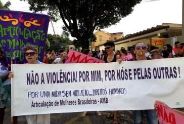 Movimento feminista da Paraíba diz não ao machismo na TV