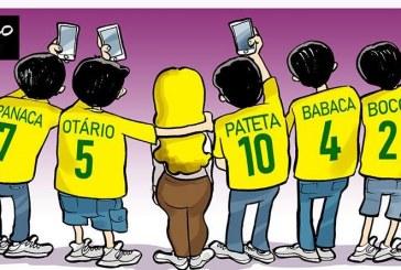 Ninguém fica indiferente a uma Copa do Mundo